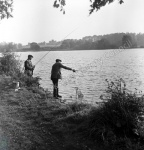 Fishing, Castle Howard